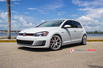 Volkswagen GTI VMR