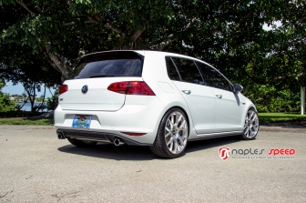 Volkswagen GTI on VMR V810 Flow Formed