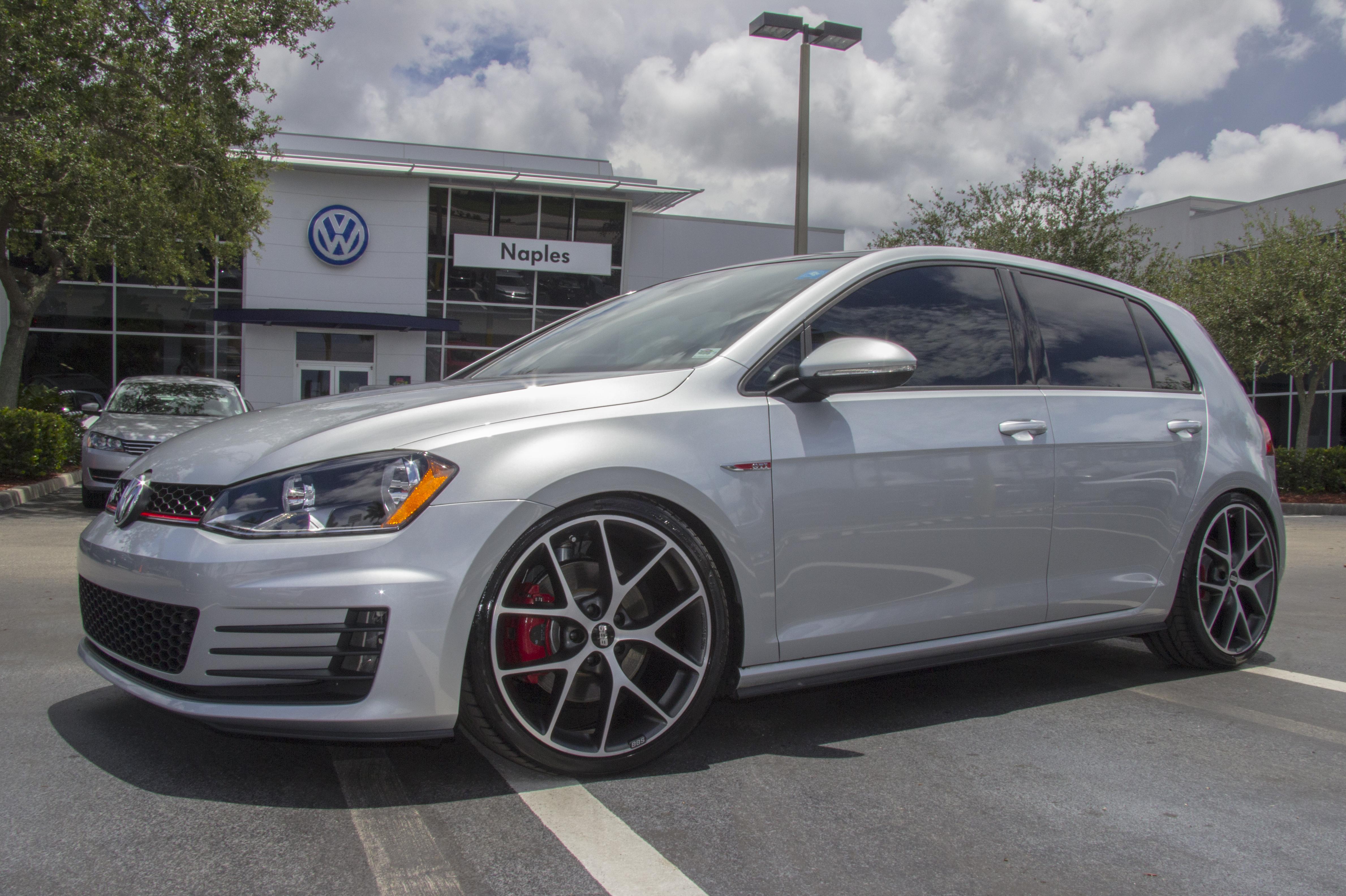 MKVII On BBS SR Wheels – Advanced Automotive Accessories