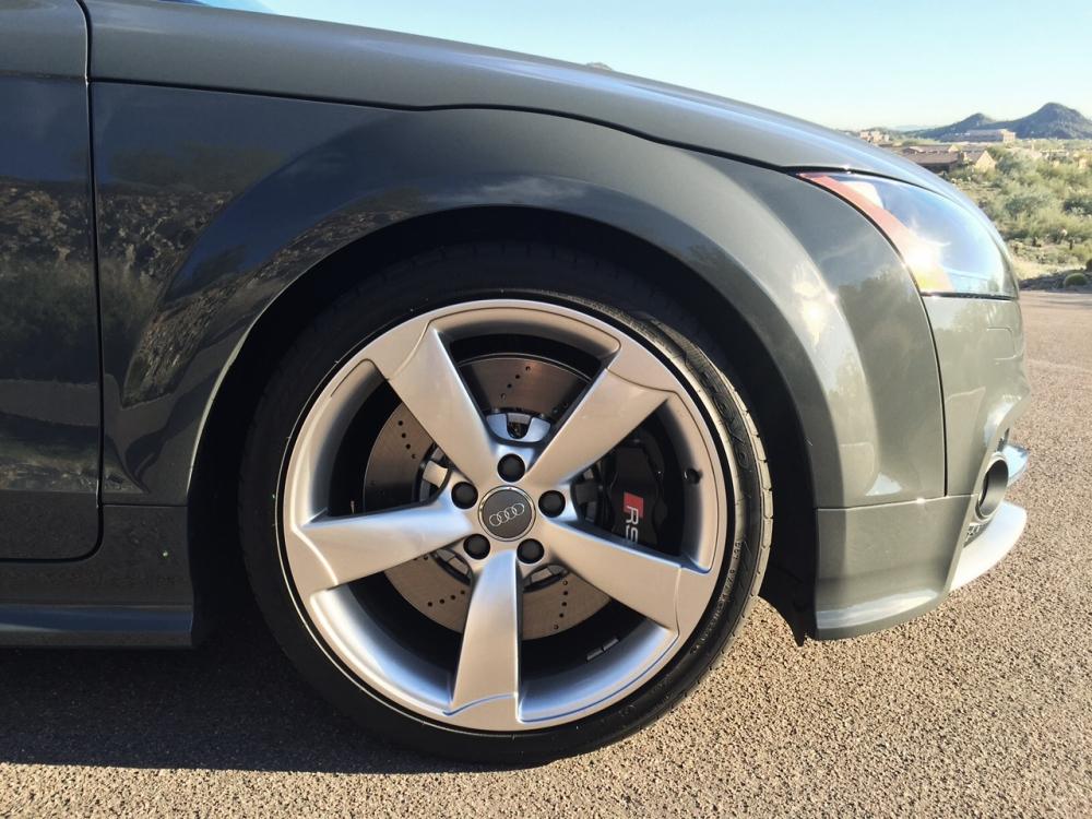 2015 TT-S - RS Big Brake Kit