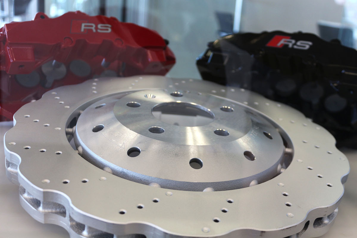 RS5 Big Brake Kit