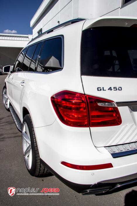 2015 GL450
