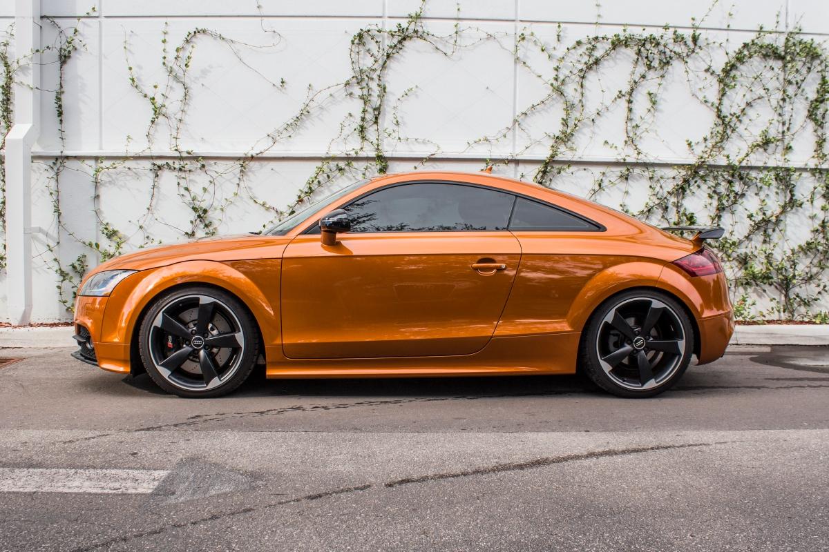 Audi Of Naples >> 2014 Audi TT 2.0T – Advanced Automotive Accessories