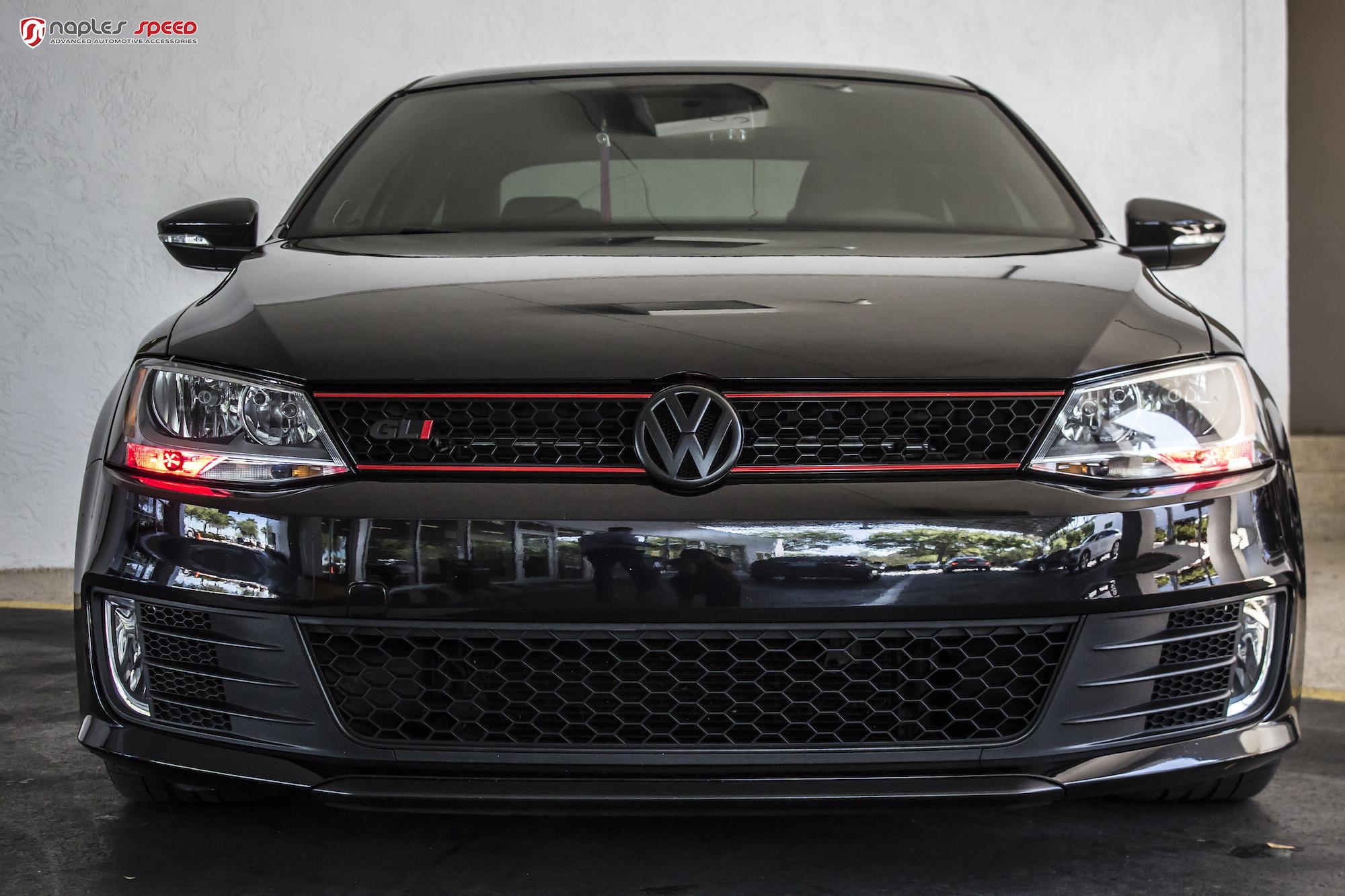 2014 Volkswagen GLI on VMR 710 wheels – Advanced ...