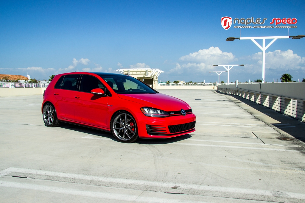 MK7 VW GTI BBS SR