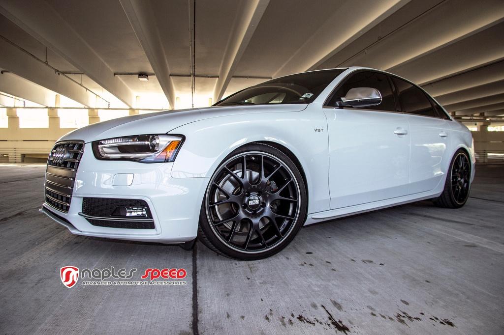 Audi S4 BBS CH-R
