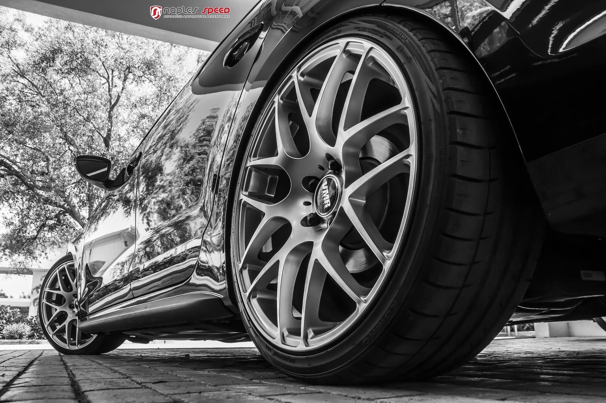 2014 Volkswagen GLI on VMR 710 wheels – Advanced Automotive Accessories