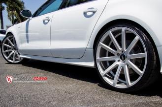 Audi S7 on XO Tokyo Wheels