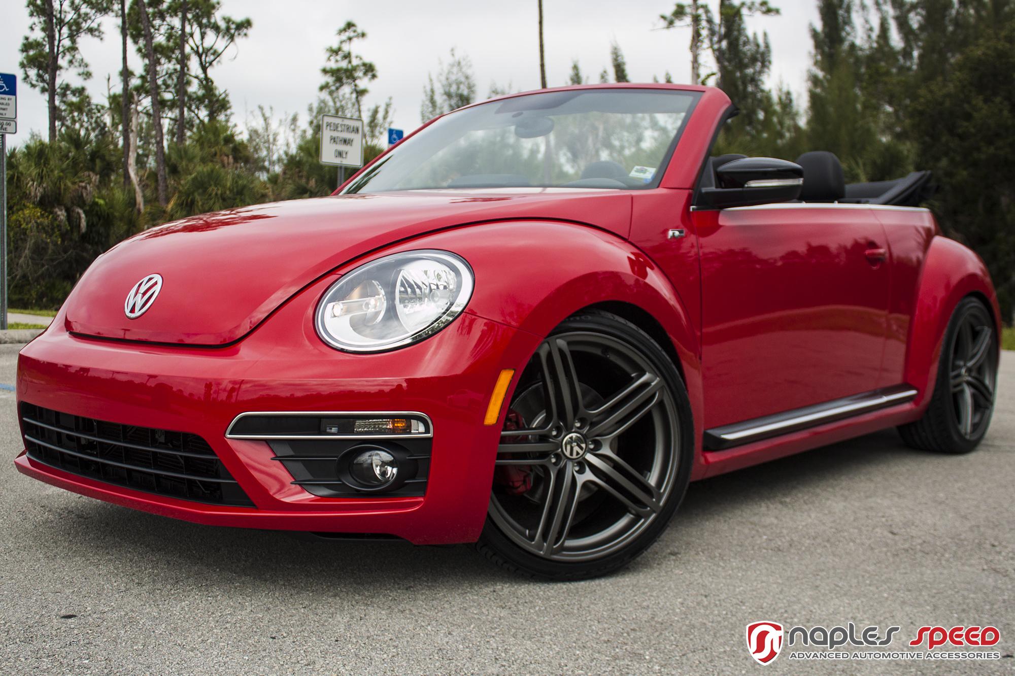 Volkswagen Beetle R-line – Advanced Automotive Accessories