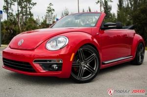 Volkswagen Beetle R-line Hartmann whee;s