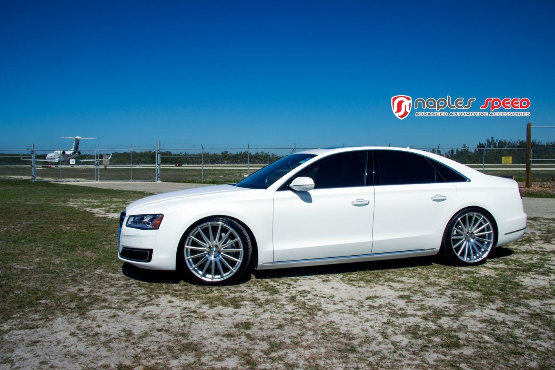 2015 Audi A8 Vossen VFS2
