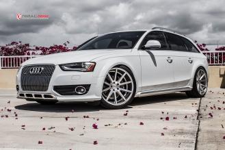 2015 Audi Allroad Vossen VFS1