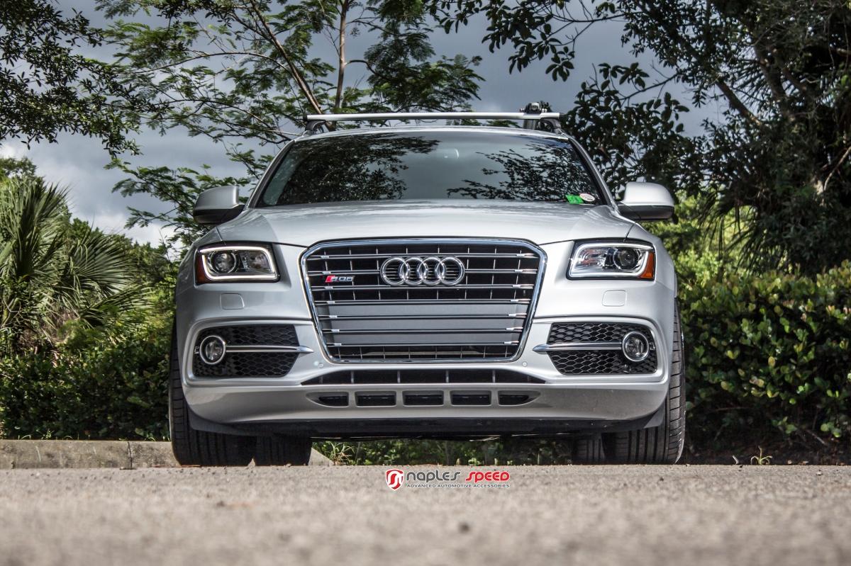 Audi Of Naples >> SQ5 – STaSIS FD11 Wheels With Custom Caps – Advanced