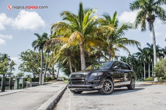 Audi Q7 on BBS Wheels (14)