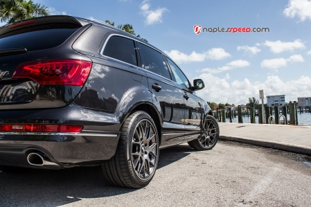 Audi Q7 on BBS Wheels (2)