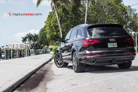 Audi Q7 on BBS Wheels (8)