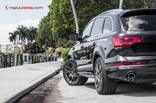 Audi Q7 on BBS Wheels (9)