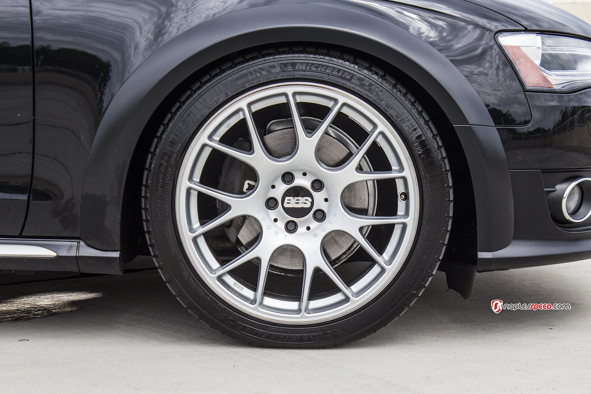 Audi Allroad On Bbs Wheels Advanced Automotive Accessories