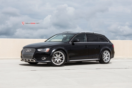 Audi Allroad with BBS wheels (14)