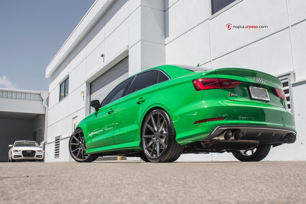 Exclusive Audi S3