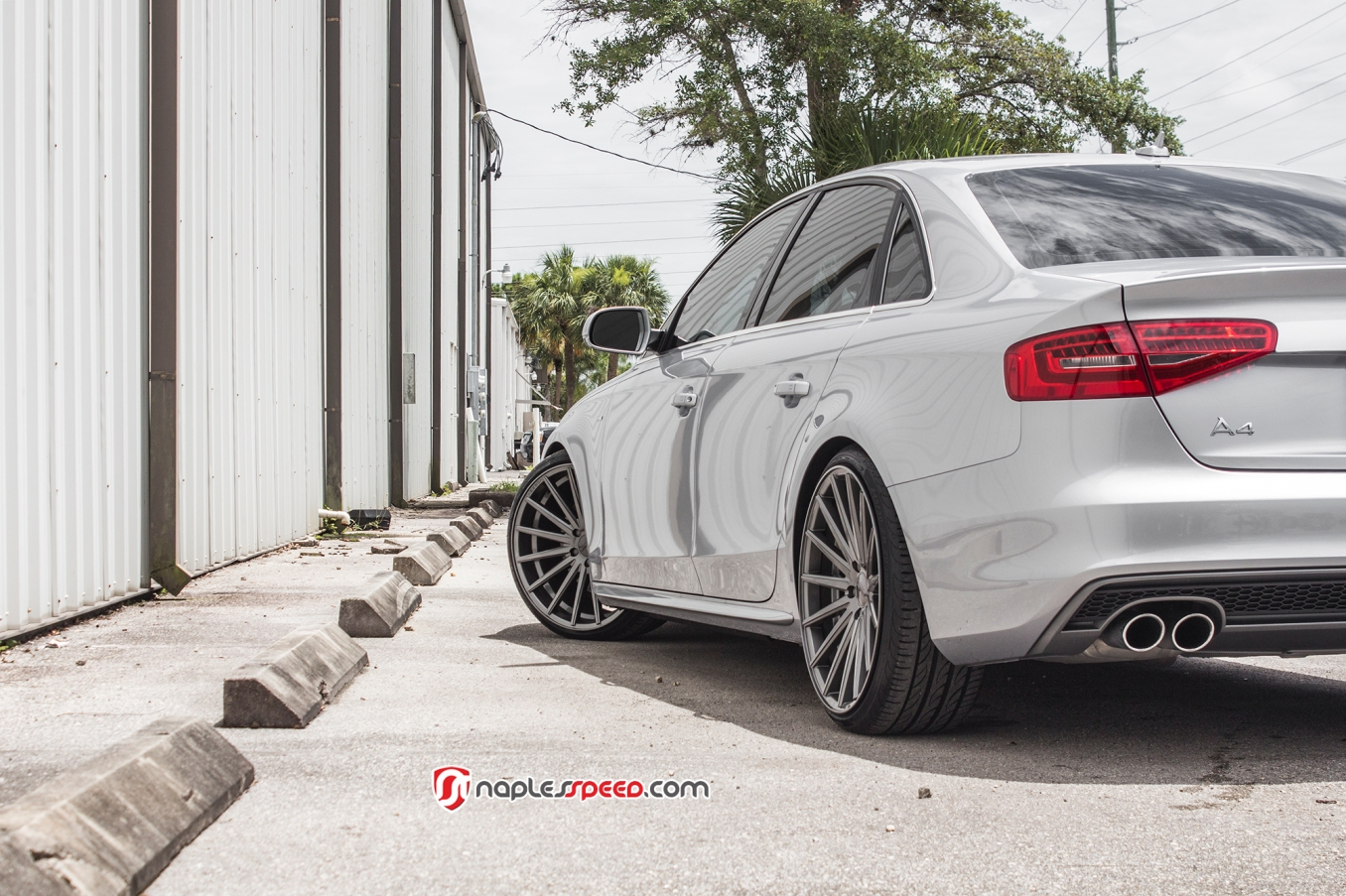 Audi A4, Naples Speed, Naples FL, Vossen wheels, VFS2 20inch, Performance, Modified, Vossen VFS2,