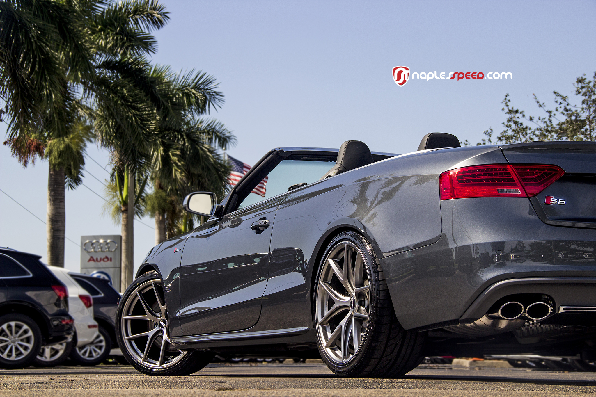 Audi S5 – BBS CI-R – Advanced Automotive Accessories