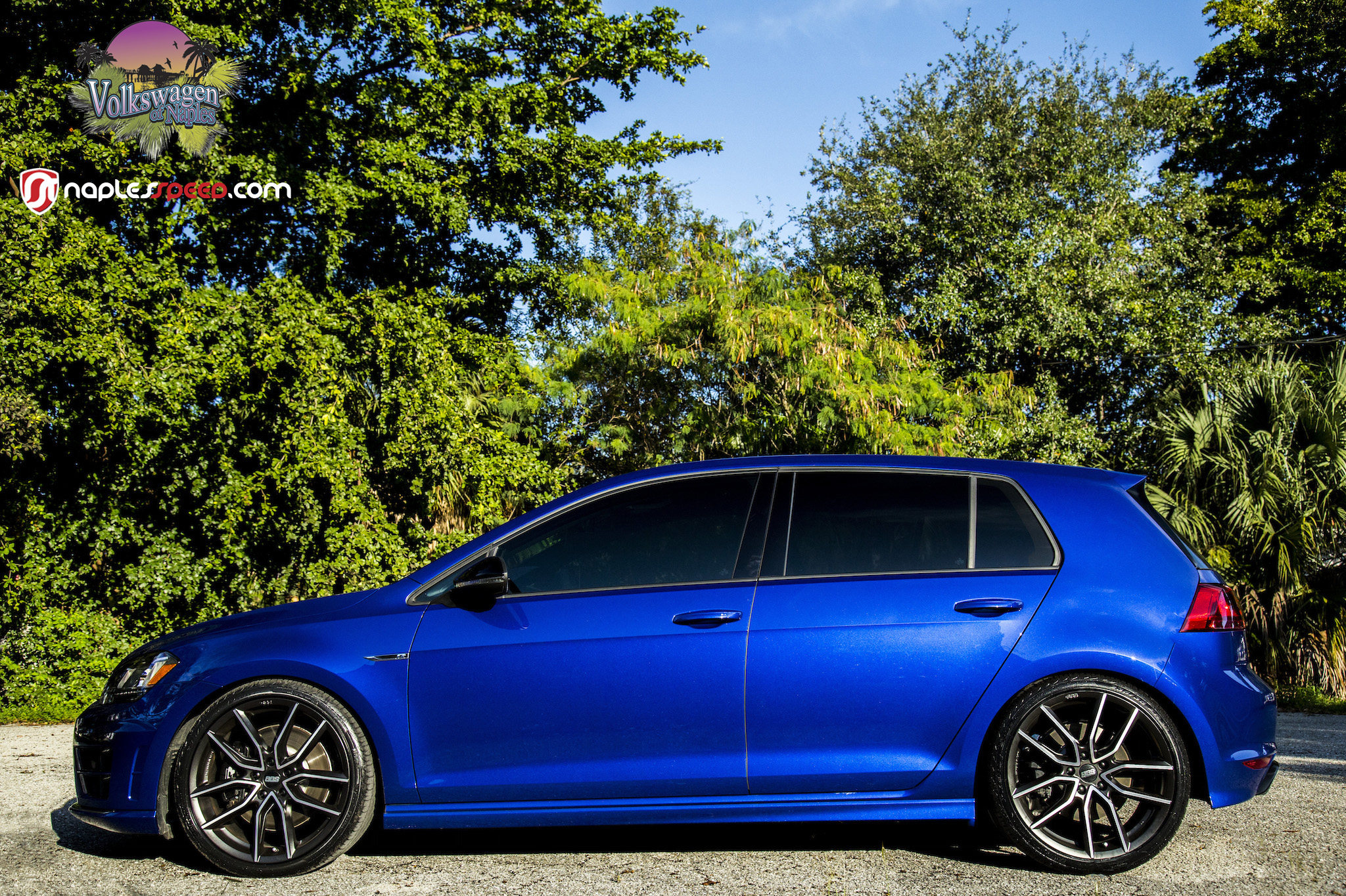 The Hottest Of Hatches 2016 Lapiz Blue Golf R
