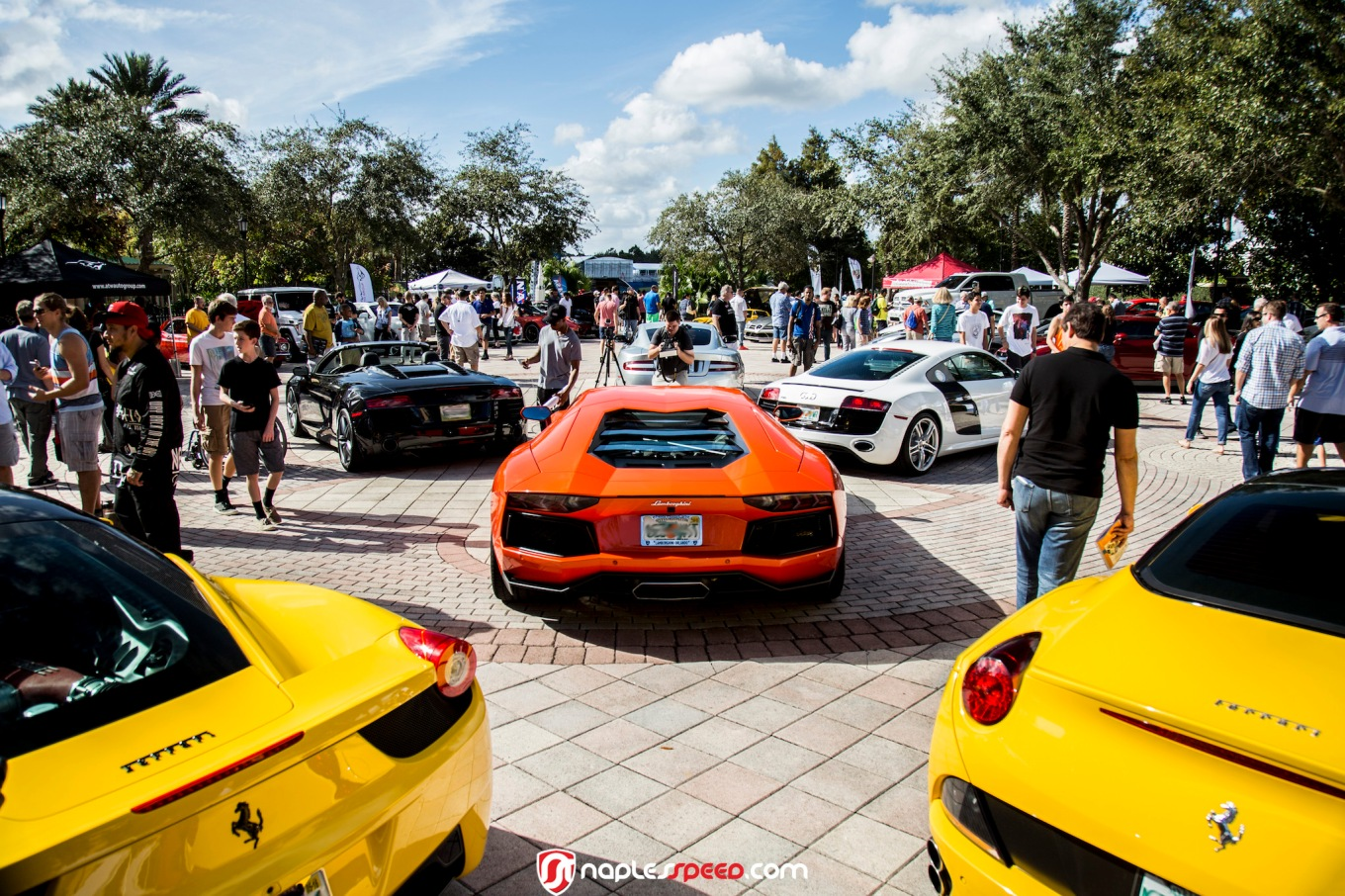 Orlando Festival Of Speed A Weekend Of Luxurious Automotive - Car show in orlando this weekend