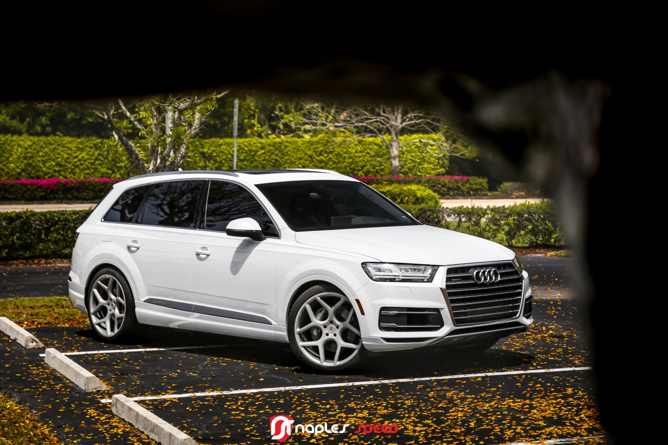 Go Big Or Go Home 2017 Q7 On Vossen Forged Cg 205