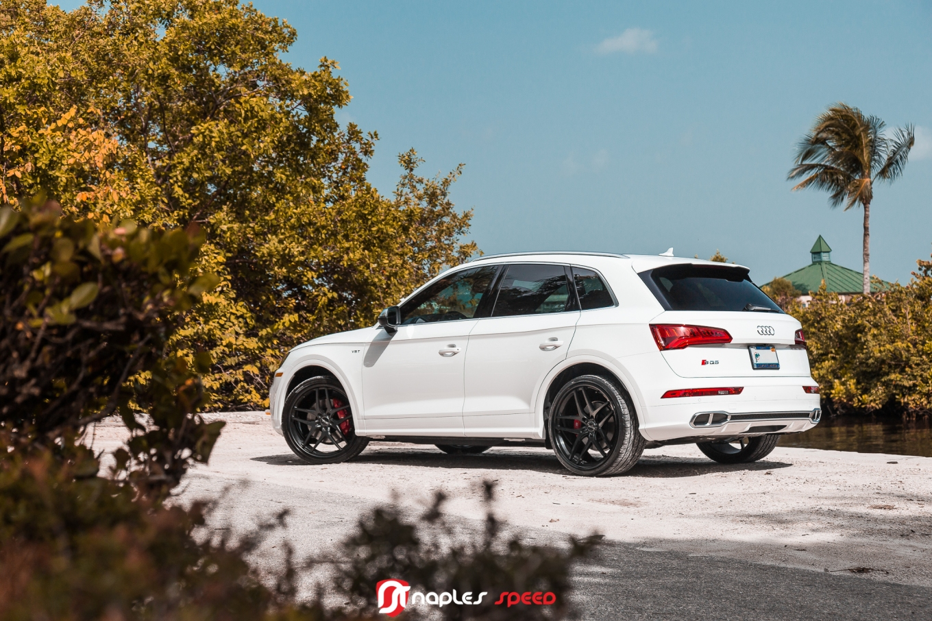 S before Q5 // 2018 SQ5 on Savini Black Di Forza – Advanced Automotive Accessories