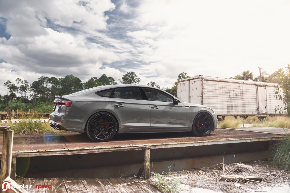 Audi Of Naples >> Quantum Machine // S5 Sportback on Vossen CG – Advanced Automotive Accessories